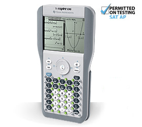 Image of Texas Instruments Used TI-Nspire CAS Graphing Calculator