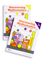 Image of Uncovering Mathematics Activity Book, Grades K-2 (TI Explorations Series)
