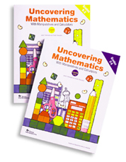 Image of Uncovering Mathematics Activity Book, Grades 2-6 (TI Explorations Series)