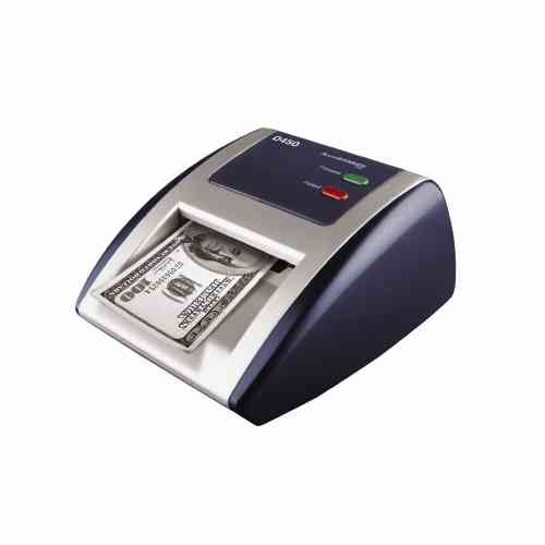 Image of AccuBanker D450 Insta-Verifier with Multiple Counterfeit Detection