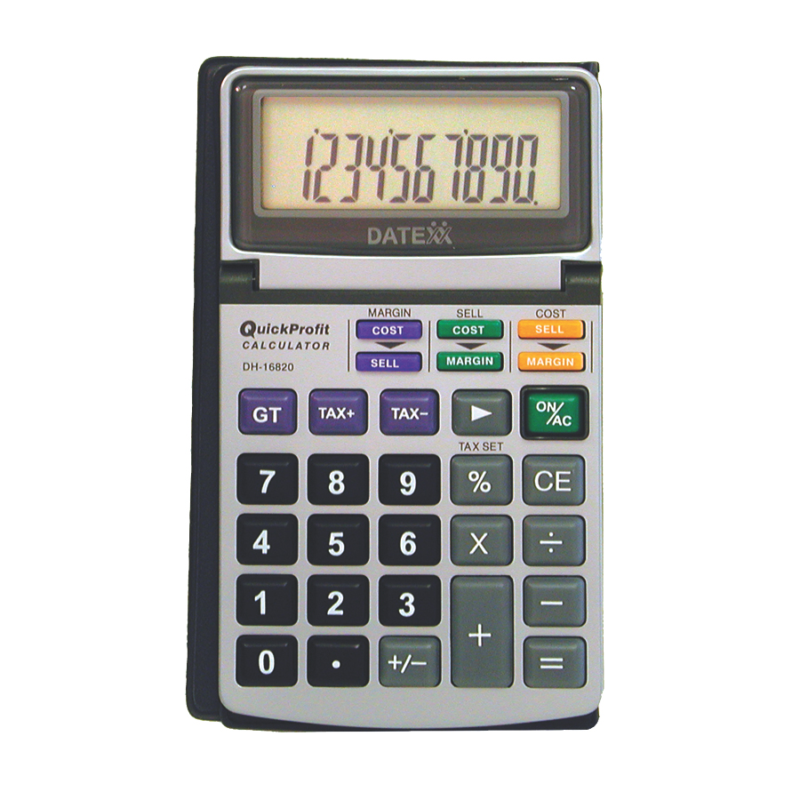 Image of Datexx DH-16820 Profit Analyzer Calculator