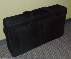 Image of Hard Lined Case for 20 TI-Nspire Graphing Calculators and Keyboards