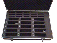Image of Hard Case for 30 TI-Nspires and 30 Keyboards, with Wheels and Handle