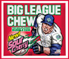 Big League Chew Sour Cherry
