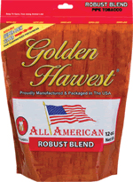 Golden Harvest Robust Loose Pipe Tobacco - 6 oz Bag