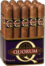 Quorum Bundled Cigars by JC Newman
