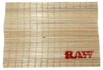 Raw Natural Bamboo Roll-Your-Own Cigarette Rolling Mat