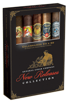 General Cigar Company New Releases 5 Cigar Collection
