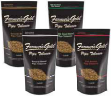 Farmer's Gold Loose Pipe Tobacco - 8 oz & 16 oz Bags