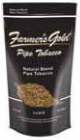 Farmers Gold Natural Loose Pipe Tobacco - 8 oz Bag
