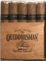 Outdoorsman Gordo Cigars: 6 x 60 - Bundle of 20