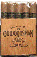 Outdoorsman Toro Cigars: 6 x 50 - Bundle of 20