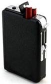 Cigarette Case With Built-in Lighter by Simron