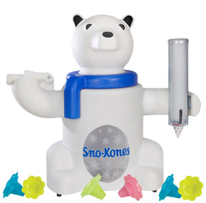 Polar Pete Sno-Kone® Machine