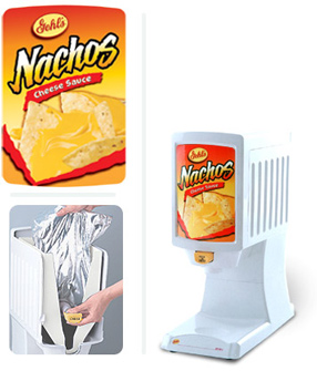 Nacho Cheese Dispenser