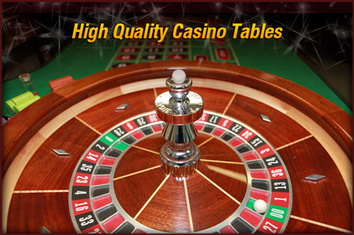 Casino Game Roulette Wheel