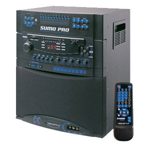 VocaPro Karaoke Machine