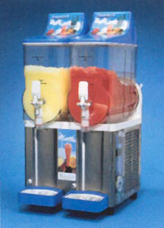 Double Slushy Machine