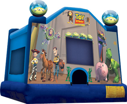 Toy Story Jump