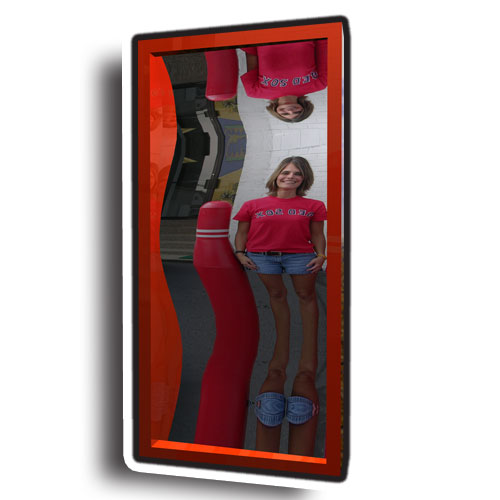 Fun House Mirror