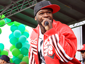50 cent Forever Young Day 2009-2010
