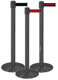 Crowd Control Stanchions*