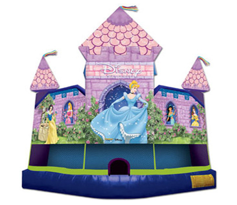 3 in 1 Disney Princess Bounce