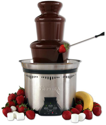 "Aztec Chocolate Fountain 27"" High"