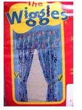 The Wiggles Window curtain valance