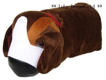 Beagle Pillow Blanket- Pillow Animal