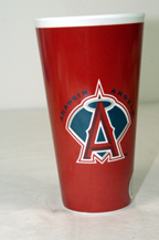 MLB Anaheim Angels 16oz Tumbler Cup