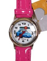 Disney Pixar Cars Sally Watch for Kids ~ leather