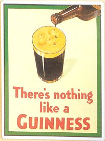 Nothing Like a Guinness Pub Sign