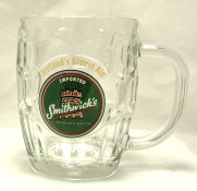 20oz Smithwicks Dimple Pint Glass