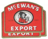 McEwans Export Coasters