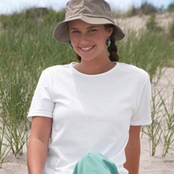 Hanes Ladies' Relaxed Fit Tee
