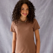 Anvil Ladies' Fashion Fit T-Shirt