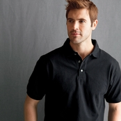 Anvil Organic Cotton Pique Polo Shirt