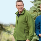 Devon & Jones Wintercept Full-Zip Fleece Jacket