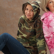 Code V Youth Camouflage Sweatshirt