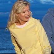 Comfort Colors Ladies' Garment-Dyed Pullover Hoodie