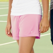 Champion Ladie's Mesh Shorts