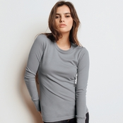 Bella Ladies' Long Sleeve Thermal Tee