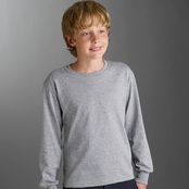 Jerzees Youth  5.6 oz. 50/50 Heavyweight Blend Long-Sleeve T-Shirt