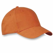 Big Accessories Brushed Twill Structured Cap