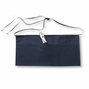 Big Accessories Three-Pocket Waist Apron