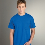 Gildan DryBlend 50/50 Pocket T-Shirt