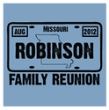 Family Reunion T-Shirt Design R1-44