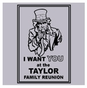 Family Reunion T-Shirt Design R1-50