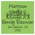 Family Reunion T-Shirt Design R1-42